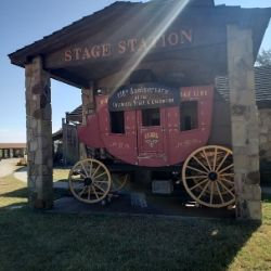 Chisholm Trail Stage Station